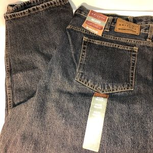 New Arizona Men's Relax Fit Jeans 44×30